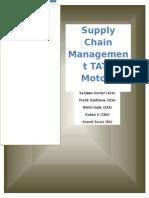SCM Project_TATA Motors_Group 2 Section A.docx