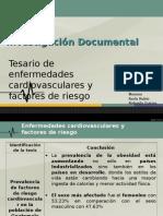Factores de Riesgo Cardio Vascular. Tesario.