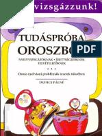 Tudáspróba oroszul