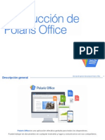 Introducción de Polaris Office