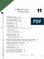 Publicaciones de mantenimiento FAA AVIATION