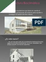 Arquitectura Bioclimática.ppt
