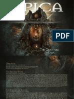 Tue Quantum Enigma Digital Buklet -EPICA
