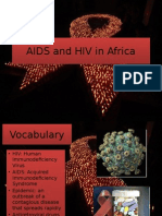 AIDS and HIV in Africa.pptx