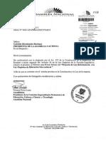 Informe Primer Debate Tr. 203694