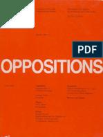 RAFAEL MONEO - On Typology - Oppositions13