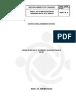 Modelo 1 Aserdir Sistemodelo 1 aserdir SISTEMA-GESTION-SEGURIDAD-SALUD-TRABAJOma Gestion Seguridad Salud Trabajo