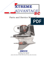 Powerfull IMCO SC Outdrive For Boats Service Manual