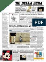 Corriere Della Sera 25/02/15