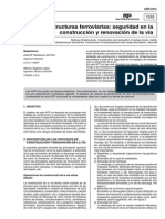 Ntp-1010 Infraestructuras Ferroviarias