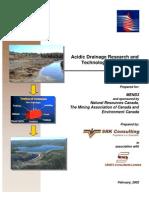 efbebcac9c Acidic Drainage Report