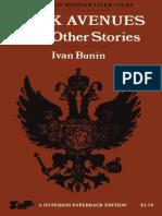 Bunin, Ivan - Dark Avenues and Other Stories (2010 0-88355-479-8,0-88355-480-1)