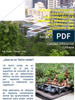 seminario techos verdes