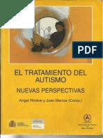 El trabajo con adultos gravemente afectados de Autismo