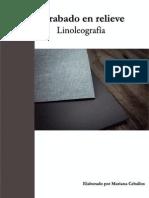 Manual de Linoleografía Por Mariana Ceballos 2015