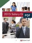Robert Half Guia Salarial 2015