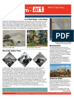 Art News March April 2015