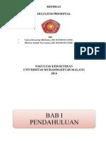PPT Selulitis Preseptal Fix
