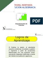 Sustitución Algebraica