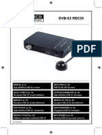 KONIG DVB-S2 REC20