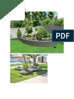Diseño de Jardines - Modelos