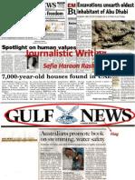 Newspaper Story Elements