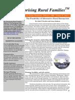 Erf Newsletter 2.08
