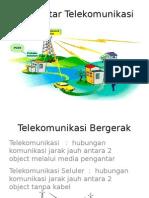 Pengantar Dasar Telekomunikasi Seluler
