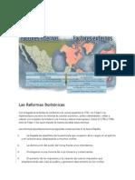 Factores Internos y Externos de La Independnecia de México