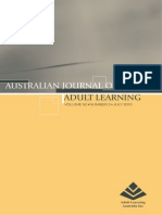 Adult Learning Book