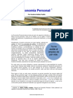 Economia Personal 1 (Gustavo Ibañez Padilla)