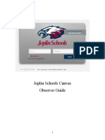 jhs canvas user guide