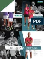 Katalog Yonex 2015