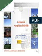 Generacion Energetica Distribuida