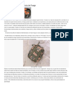 Bug Out Kit de Supervivencia de Fuego