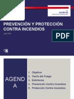 Prevención y Protección Contra Incendio