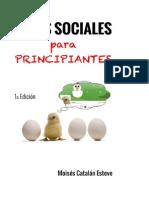 Redes Sociales Para Principiantes