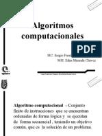 Metodología Para La Solucion de Problemas - Algoritmos Computacionales