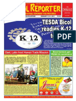 Bikol Reporter February 15 - 21 Issue