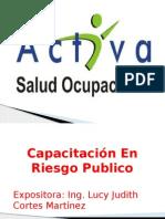 Riesgo Publico