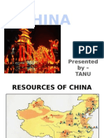 Ppt on China