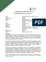 Programa Parasitos Emergentes Reemergentes Exoticos I-2015