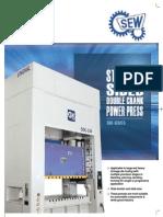 SEW-SDC Power Presses Brochure