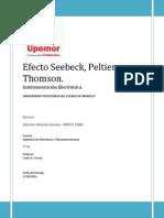 Efecto Seebeck