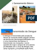 Dengue e Saneamento Básico