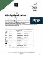 Architect HBsAg Qua