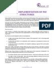 Design Pay Structure Fact Sheet Good