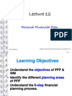 L12 Personal Financial Plan