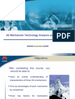 A1 3G Mechanism Technology Analysis and Comparison