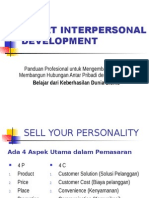 Sell Your Personality